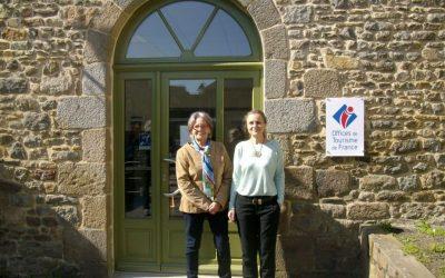 Ouverture de l'Office de Tourisme Bretagne romantique