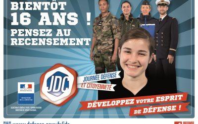Recensement Citoyen Obligatoire-JDC